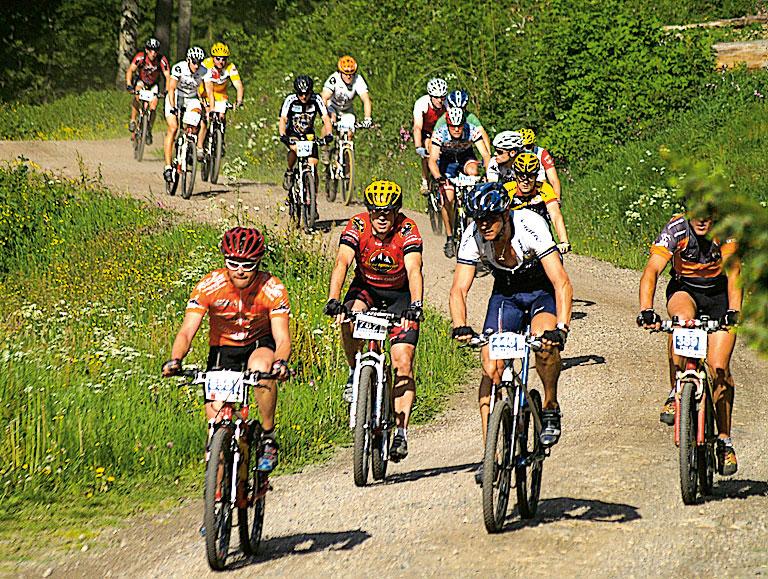 Black Forest Ultra Bike