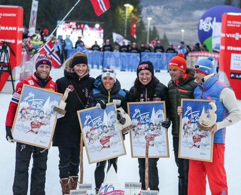 Tour de Ski Sieger