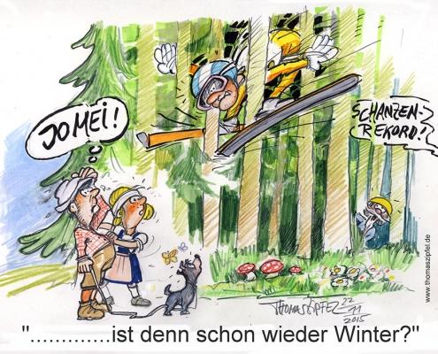 2015 Schon Wieder Winter