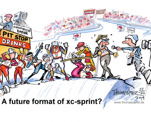 A Future Format Of Xc Sprint