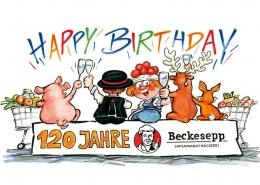 120Jahre Beckesepp