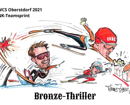 Bronze Thriller