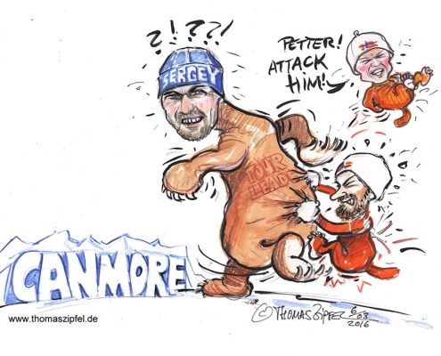 Petter Attack Him