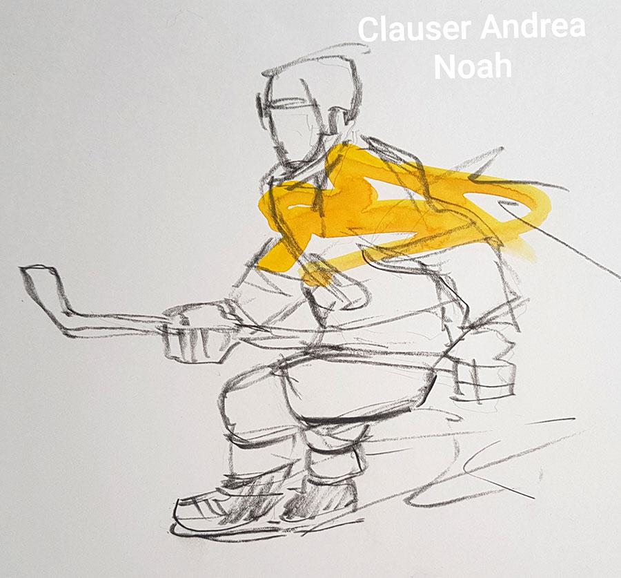 Andrea Noah Clauser