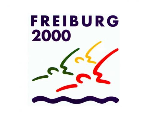 Schwimmen Freiburg 2000