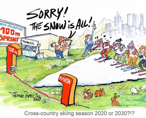 Xc Skiing 2020 Or 2030